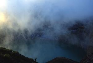 Indonesia - Flores - vulcano Kelimutu