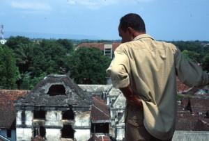 Indonesia - Yogyakarta - palazzo del sultano