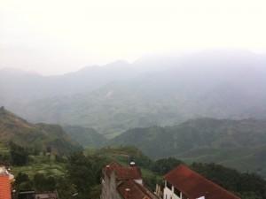 10 agosto - valle di Sapa
