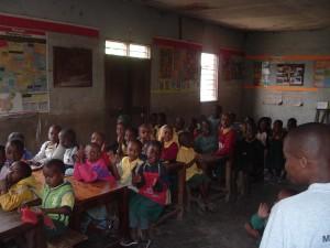 Tanzania - Mto Wa Mbu - la scuola