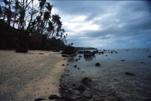 Fiji - Lavena coastal walk
