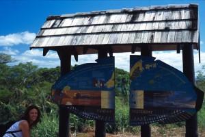 Fiji - Wayewu - il 180° meridiano
