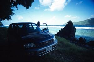 Samoa - Fagaloa Bay