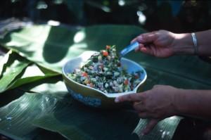 Samoa - ultima cena all'Hidden Garden