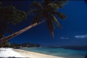 Samoa - Paradise Beach