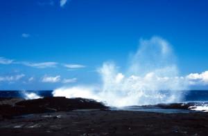 Samoa - Alofaaga Blowhole
