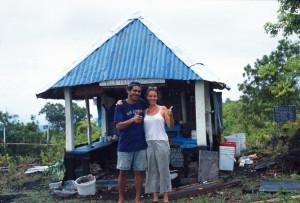 Samoa - The Craterman - monte Matavanu