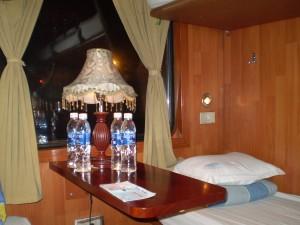 Vietnam - treno notturno per Sapa