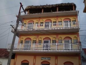 America Centrale - Guatemala - Flores - il nostro hostal