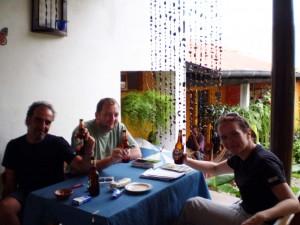 America Centrale - El Salvador - Juayua - Anna, Ian, Sigfrido