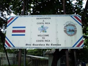 America Centrale - Nicaragua/Costarica - frontiera