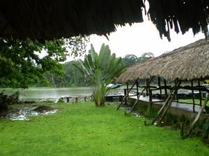 America Centrale - Costarica - Tortuguero - in viaggio sul fiume