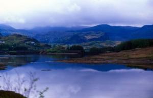 Galles - montagne e laghi