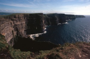Irlanda - Cliffs of Moher