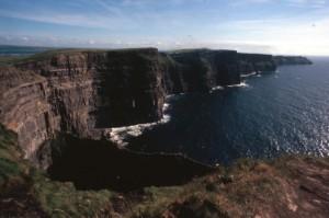 Irlanda - Cliffs of Moher