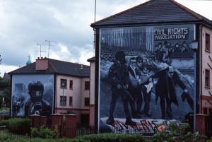Irlanda - Derry - murales