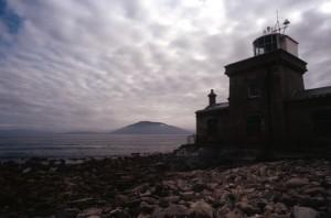 Irlanda - penisola di Achill Island - il faro