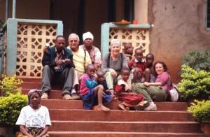 Tanzania - Moshi - a casa di Bryceson