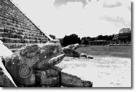 Messico - piramidi precolombiane