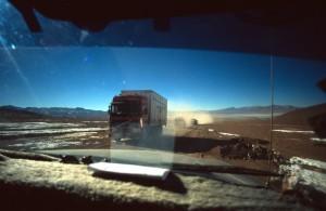 Bolivia - confine con il Cile
