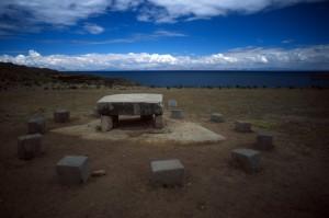 Bolivia - Isla del Sol - lago Titicaca