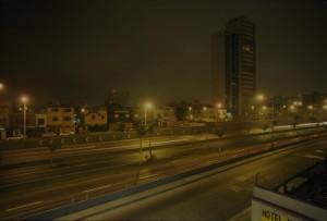 Peru - Lima di notte
