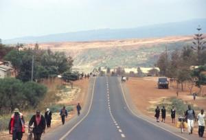 Tanzania - verso Ngoro Ngoro
