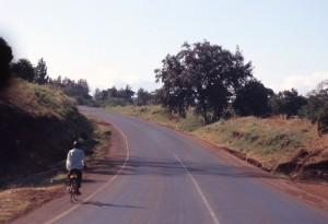 Tanzania - la strada verso Arusha