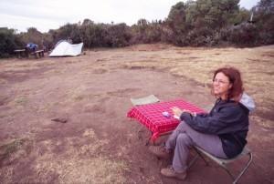 Tanzania - Kilimanjaro - campo 1