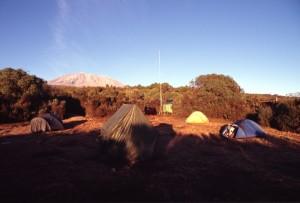 Tanzania - sveglia sul Kilimanjaro
