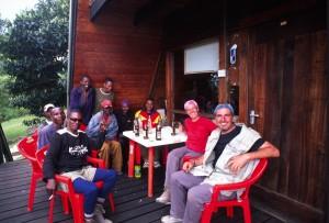 Tanzania - arrivo trek Kilimanjaro - il Simba Team