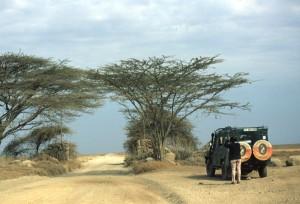 Tanzania - ingresso al Serengeti