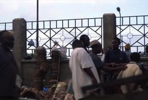 Tanzania - aspettando il treno per Kigoma