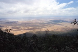 Tanzania - il cratere di Ngoro Ngoro
