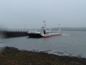Irlanda - il ferry da Tarbert