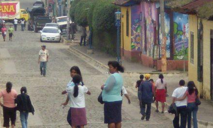 Hurricane in El Salvador