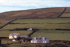 Irlanda - colline e campi