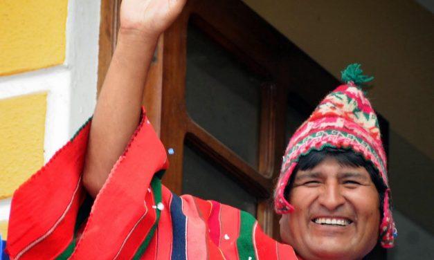 Evo Morales presidente