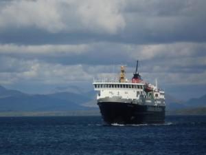 Scozia - traghetti per le isole