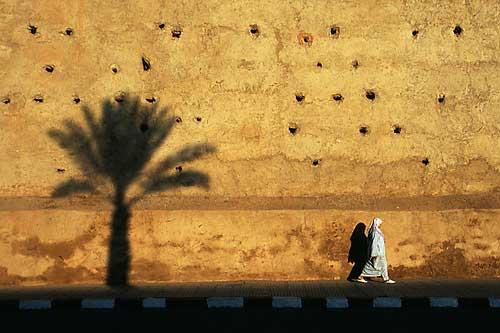 Thinking Morocco…