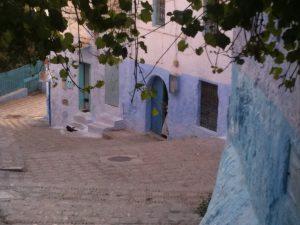 Marocco - Chefchaouen - monti del Riff