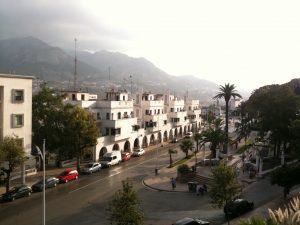 Marocco - Tetouan - tra le montagne del Riff e il Mediterraneo