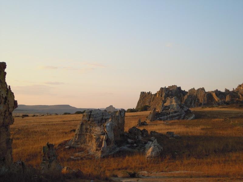 Madagascar - verso Toliara