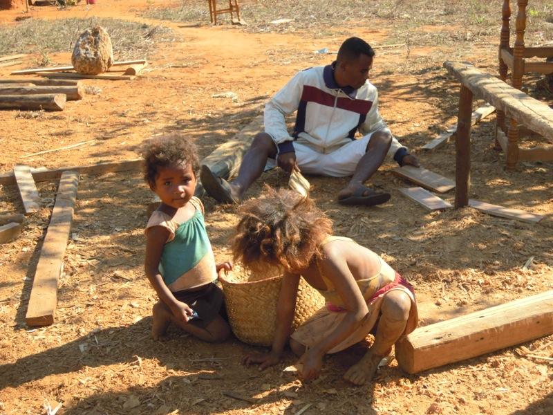Madagascar - da Toliara verso nord