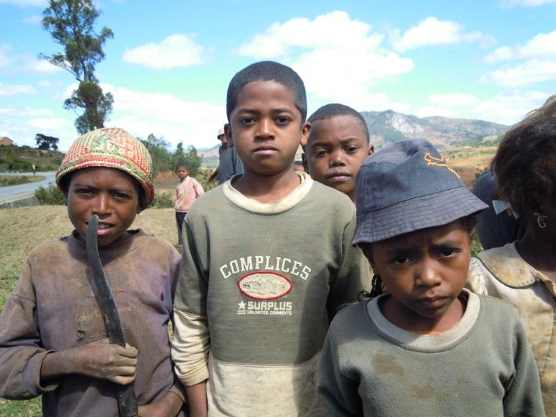 Madagascar - verso Antsirabe