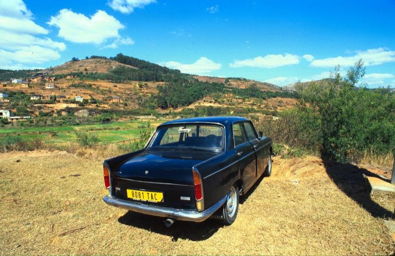 Madagascar - tornando verso Tana