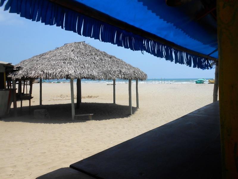 Spiaggia Canoa