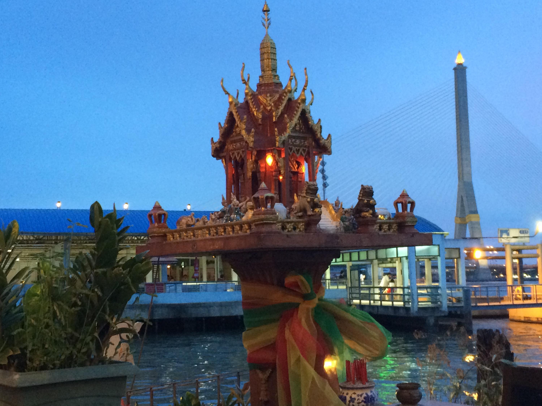 IMG 3506 - Choo Phraya river - Bangkok