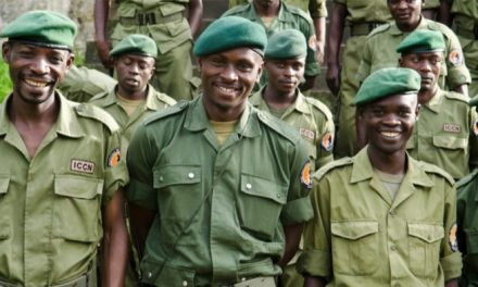 Virunga National Park: Ranger Ishara Birindwa killed defending the Park
