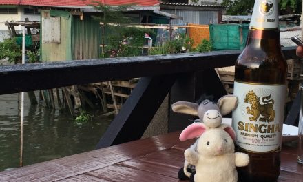 Choo Phraya river – Bangkok
